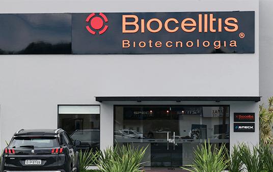 Clean Rooms da Biocelltis para criação de plataformas de engenharia de tecidos