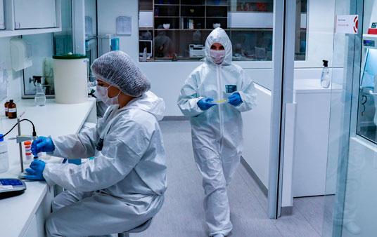 Empresa de biotecnologia especializada em Biomateriais, Medicina Regenerativa e Engenharia de Células e Tecidos Humanos
