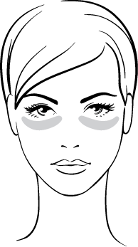 A máscara facial de hidrogel RejuvenTis permite a customização de ativos e formatos